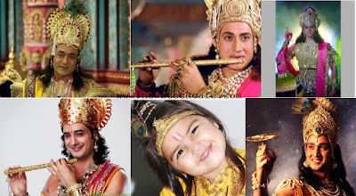 Lord Krishna on Television | On screen Role of Lord Krishna