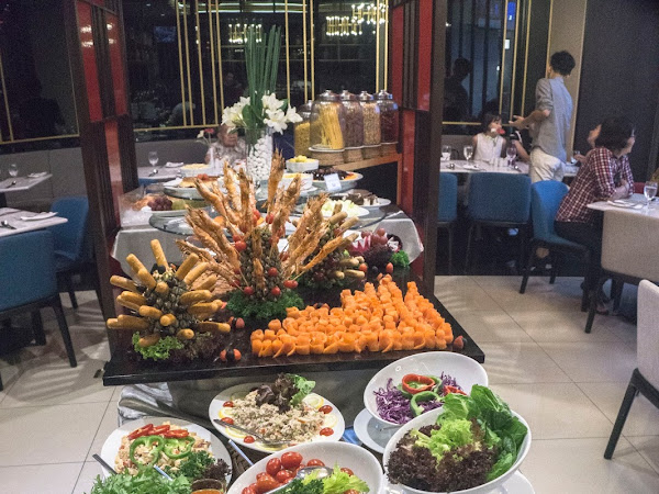 Saturday BBQ Night Buffet @ MCuisine, Maritime Waterfront Hotel,  Automall Persiaran Karpal Singh Penang