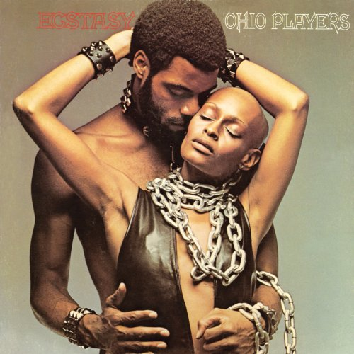 Ohio Players - Ecstasy album cover