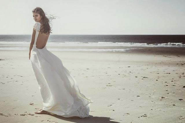 belle robe de mariée sur mesure de maure de sagazan