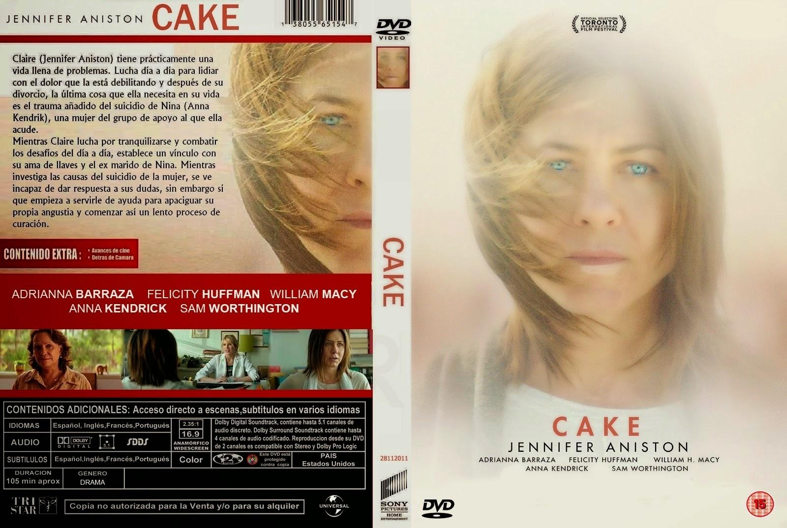 Baixar Cake Uma Razão Para Viver BDRip XviD Dual Áudio CAKE 2BUma 2BRaz C3 A3o 2BPara 2BViver