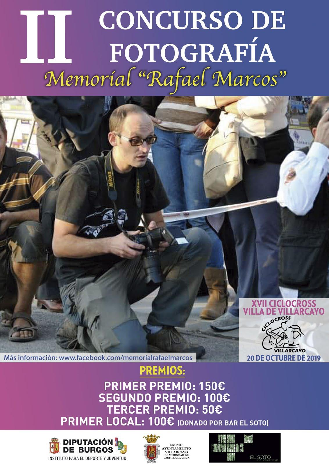 """II MEMORIAL """"RAFAEL MARCOS"""""""
