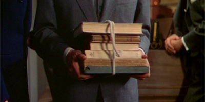 Image result for the rope the books hitchcock