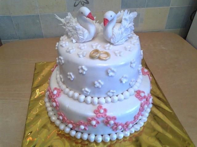 свадебный торт Дивногорск