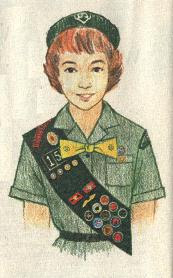 Vintage Girl Scout