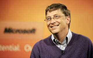 Bill Gates HD Wallpapers, Hifh Quality wallpaper of Microsoft founder, Bill Gates at Meeting