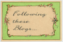 Following these Blogs...