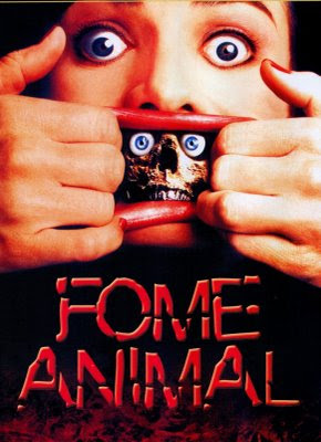 Capa - Fome Animal