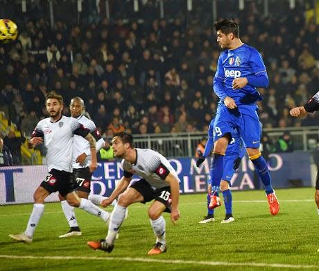 Cesena Berhasil Tahan Laju Juventus
