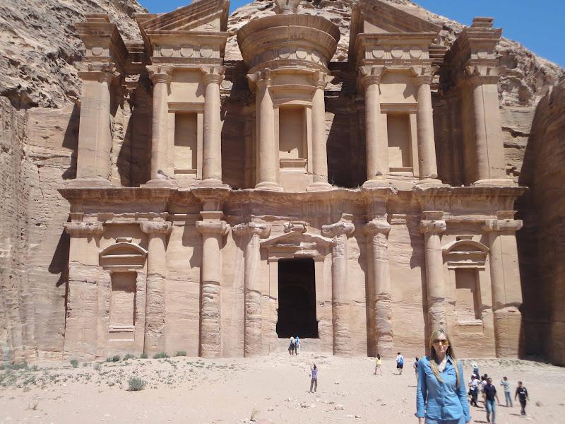 Petra: el Palacio de la Niña