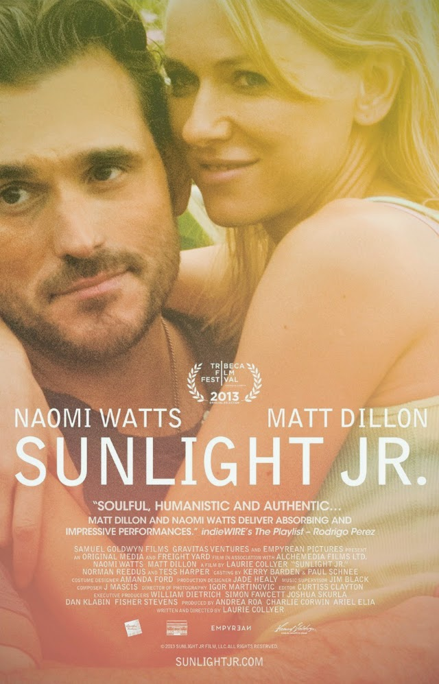 La película Sunlight Jr.