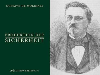 Gustave de Molinari: Produktion der Sicherheit, 4,49 Euro