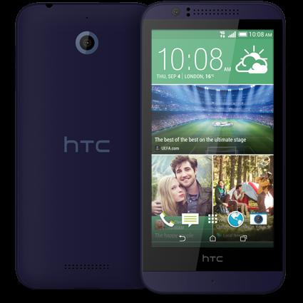 HTC Desire 510 (blue)