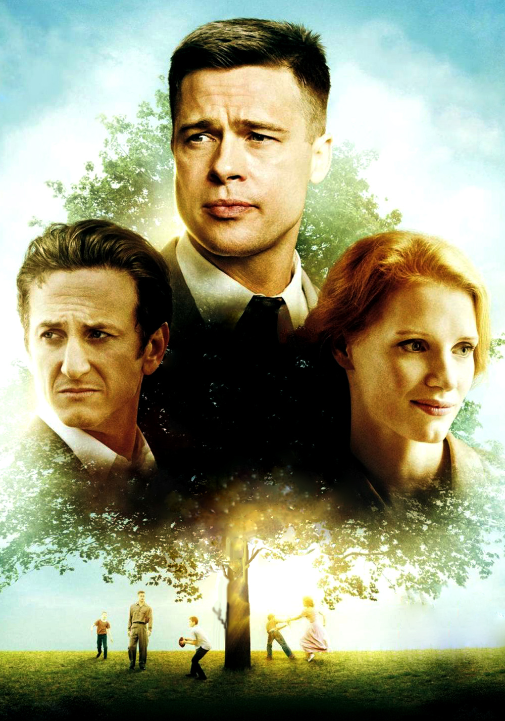 The Tree of Life (2011) | BRRip 1080p | Inglés