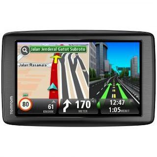 GPS Navigasi Satelit TomTom VIA 620 - 6