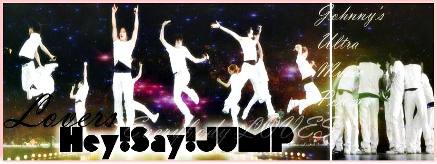 Hey!Say!JUMP LOVERS