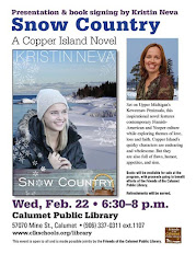 """Snow Country"" presentation and book signing by Kristin Neva"