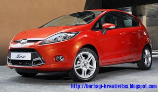 Paket Promo New Ford Fiesta