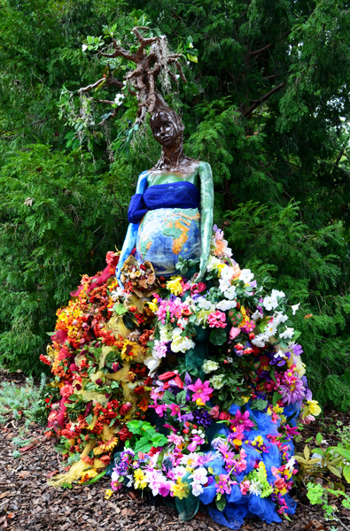 Scarecrows in the Garden (2012) , Mother Earth
