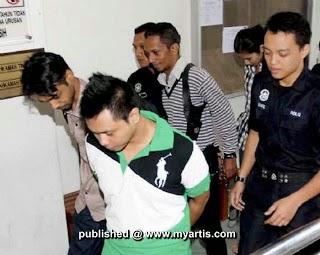 Saiful Apek Didapati Bersalah