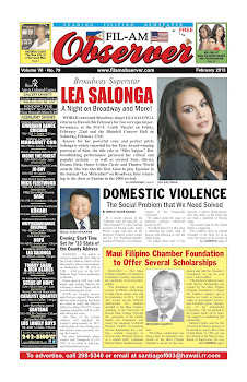 Fil-Am Observer February 2013 Issue