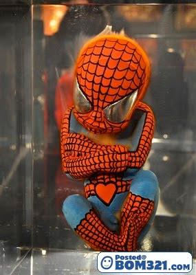 Superhero Ketika Masih Janin