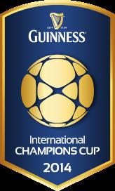 Hasil Skor Pertandingan Guinness International Champions Cup 2014