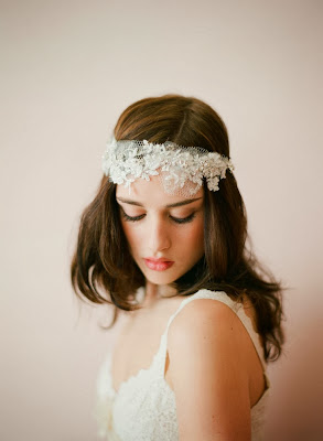 Bridal Crowns and Tiara from Bridal Hairstyle and Accessories Collection 2013