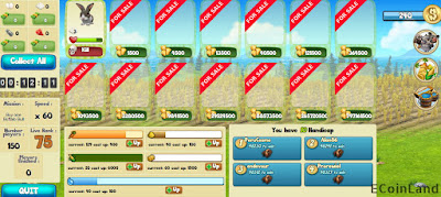 free bitcoin games Farm Satoshi - Speed game example breeding rabbits and buying animal slots