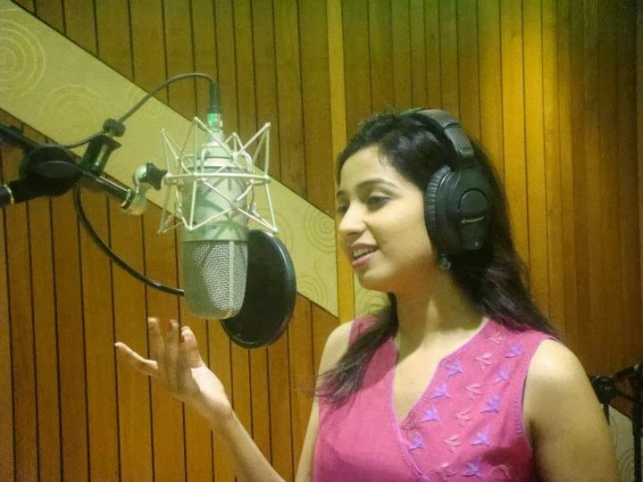 Shreya ghoshal my favourite singer
