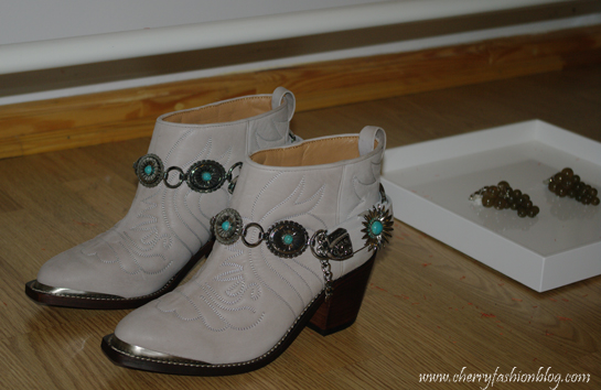 H&M Spring 2013 boots