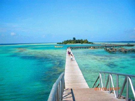 Kepulauan Seribu Rekreasi di jakarta