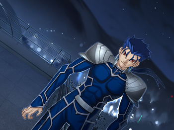 Lancer Fate Stay Night on Fate Stay Night Guild  Her  I Lancer  Fate Stay Night