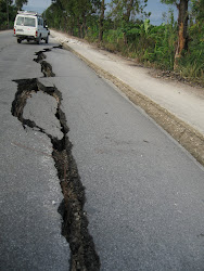 road damages
