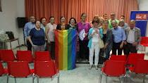 """Carla Antonelli: """"Leyes de igualdad LGTBI, un compromiso socialista"""""""