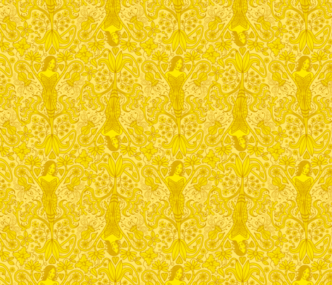Essay on the yellow wallpaper