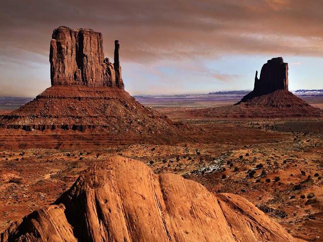 Magnifico Deserto