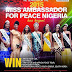 ATTENTION! Miss Ambassador For Peace Pageant Set For Zonal Auditions As Registration Commences!