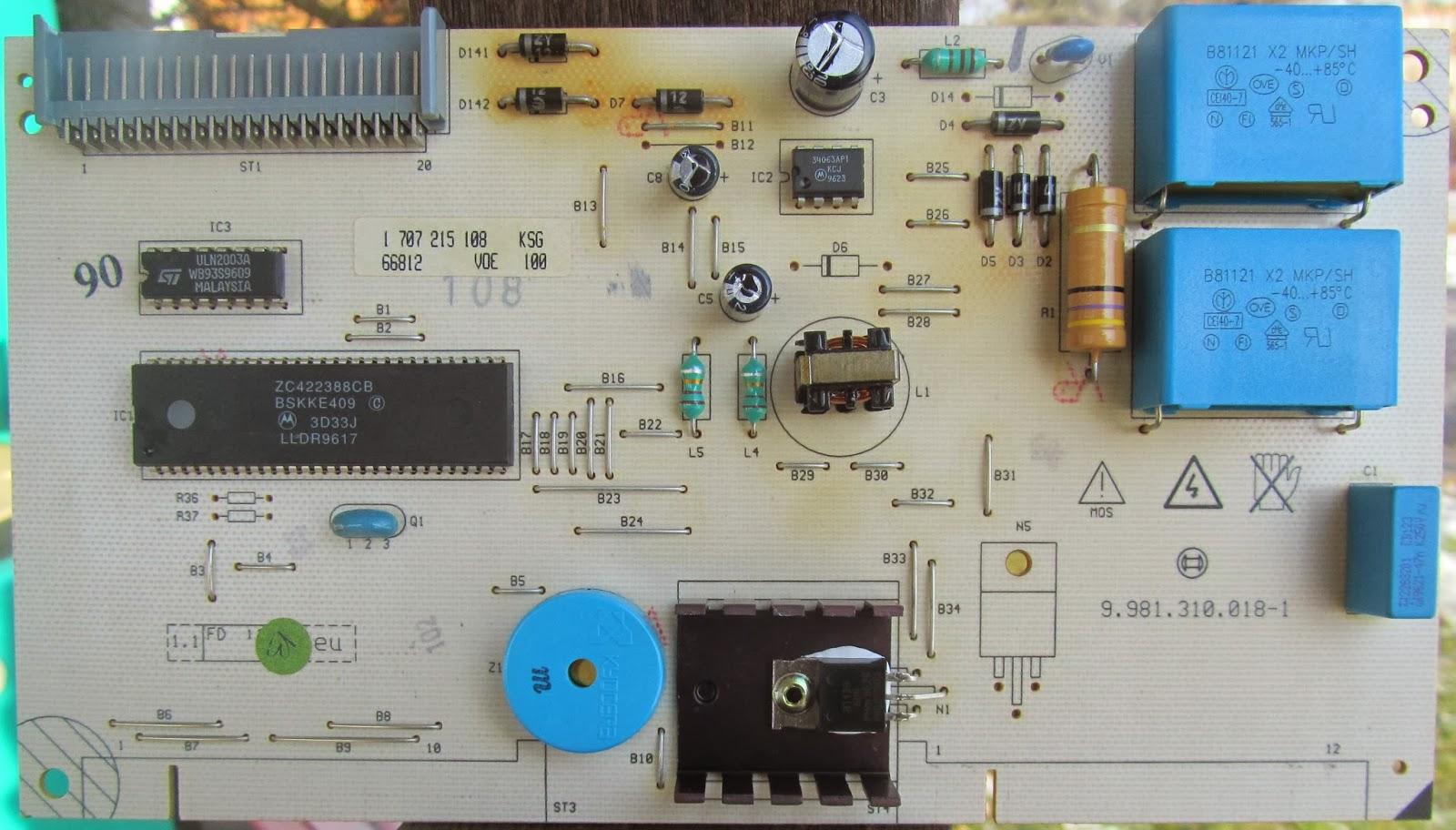 Siemens Kühlschrank Defekt : Reparieren statt wegwerfen kühl gefrierkombination bosch siemens