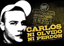 Homenaje a Carlos Javier Palomino