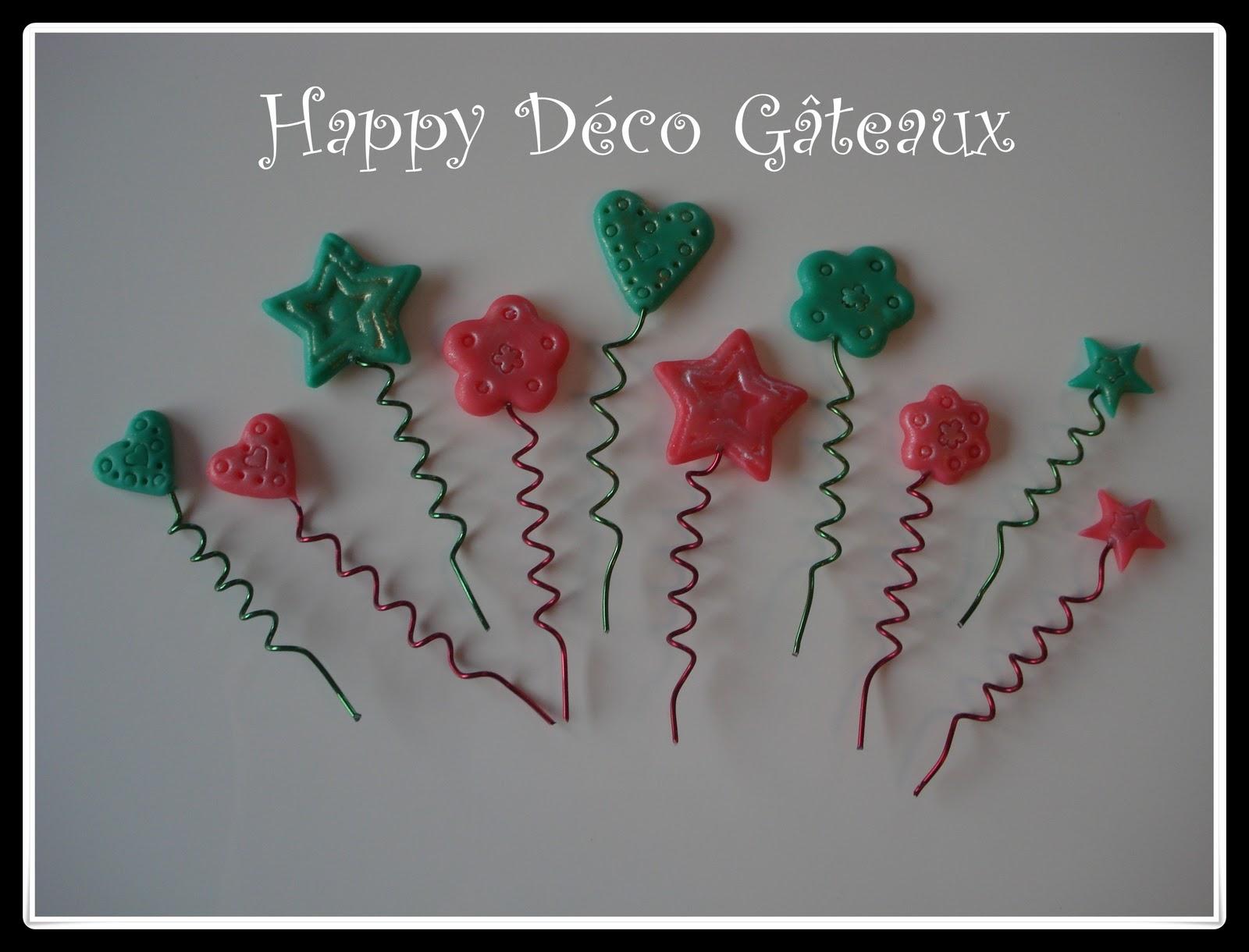 #205D49 HAPPY DECO GATEAUX Figurines Personnalisées En Porcelaine  7218 Deco Maison Pour Buche De Noel 1600x1220 px @ aertt.com