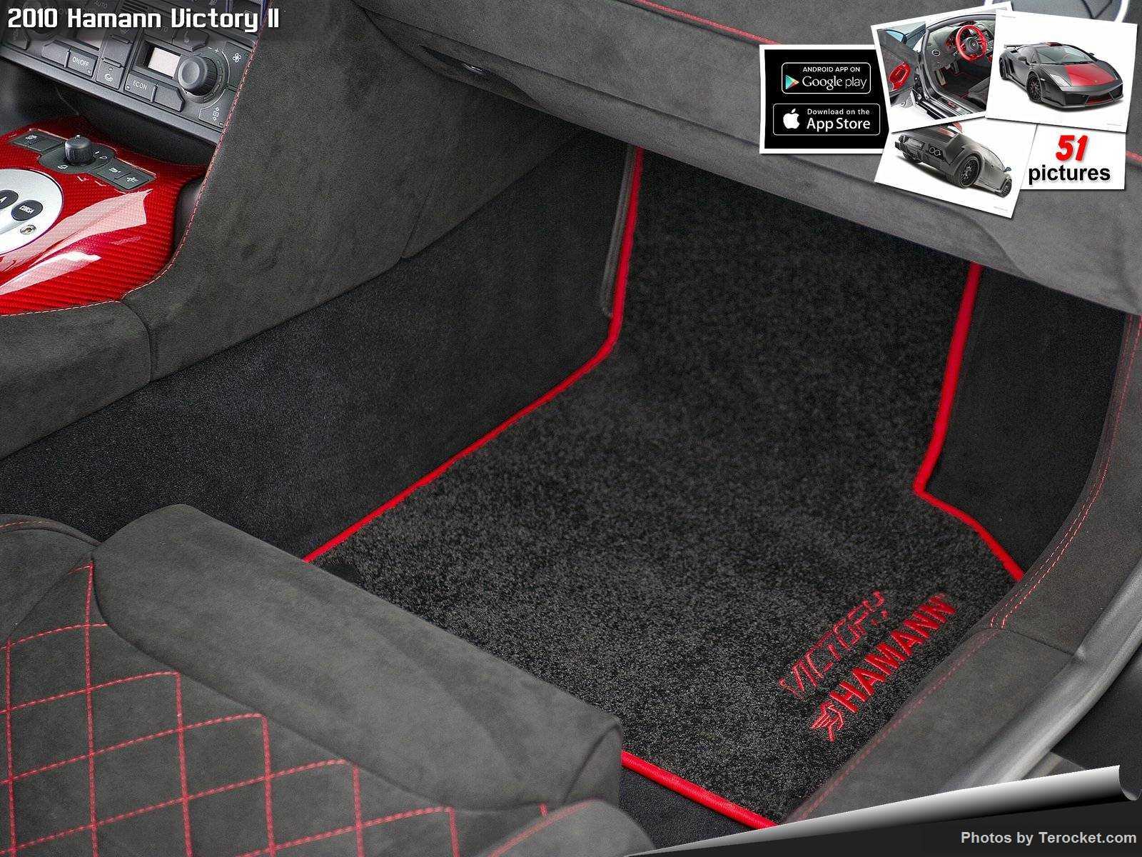 Hình ảnh xe ô tô Hamann Victory II 2010 & nội ngoại thất