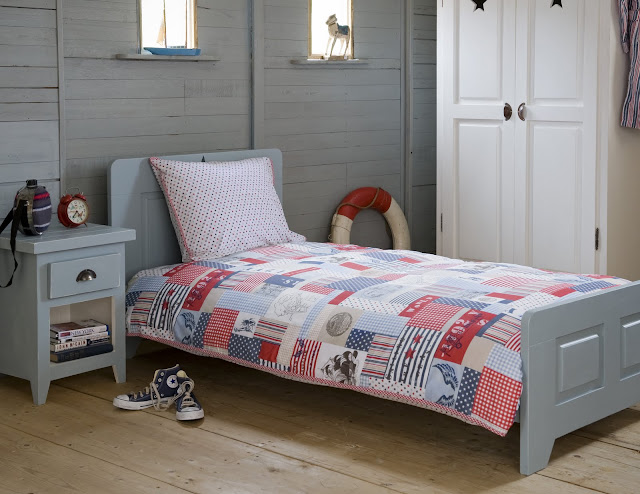 Room Seven bedding | Boys Bedding | Journey Quilt