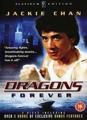 Dragons Forever Poster