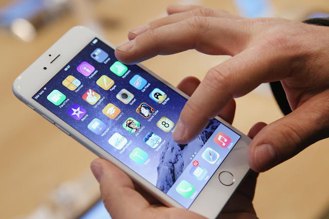 How to lock the iPhone or iPad in one application