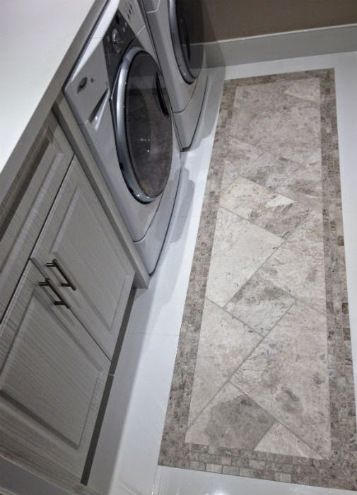 Toronto Laundry Room Flooring