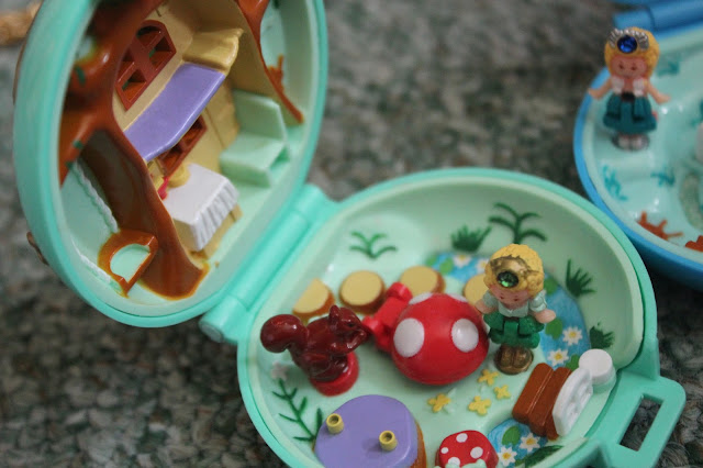 polly pocket woodland