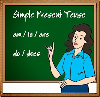 Penjelasan Tentang The Simple Present Tense