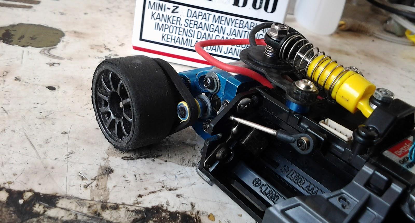 Kyoshosan Mini Z Mr 03 Belt Driven Mod Pn Racing V2 Rc Printed Circuit Board Assembly Mr03 Setting Thank You