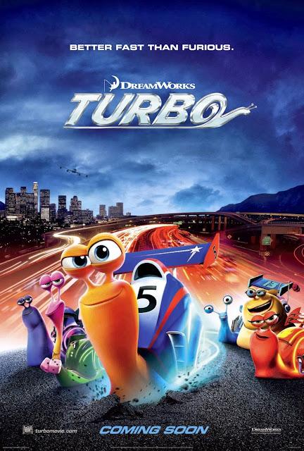 [Crítica] Turbo. La historia entretenida e intrascendental de un caracol que quiere ser veloz